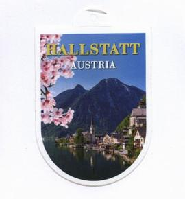 Sticker Hallstatt