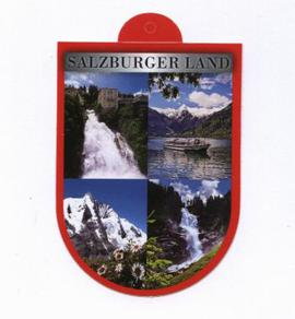 Sticker Salzburger Land