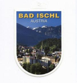 Sticker Bad Ischl
