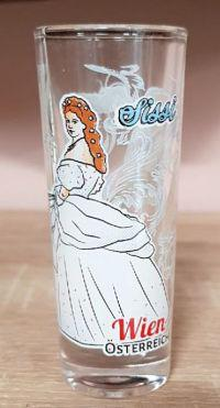Shot Glass Sissi Franz Joseph
