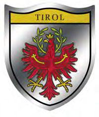 Sticker Tyrol Coat of Arms