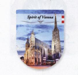 3D Sticker Vienna St. Stephen's Cathedral